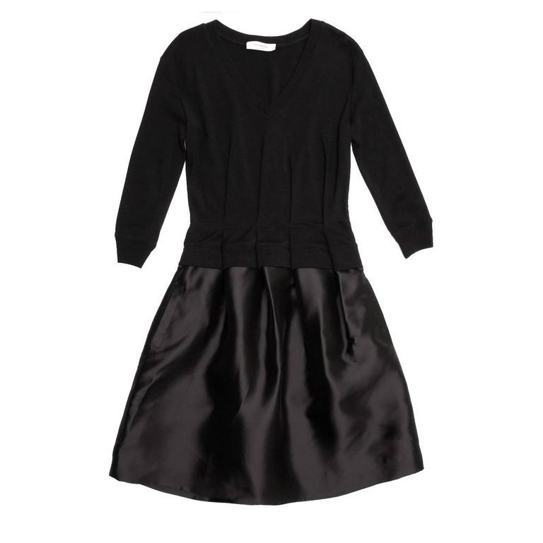 Viktor & Rolf Black Cocktail Style Dress 2