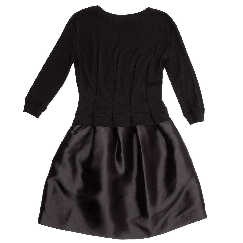 viktor and rolf black cocktail style dress for sale at 1stdibs. Black Bedroom Furniture Sets. Home Design Ideas