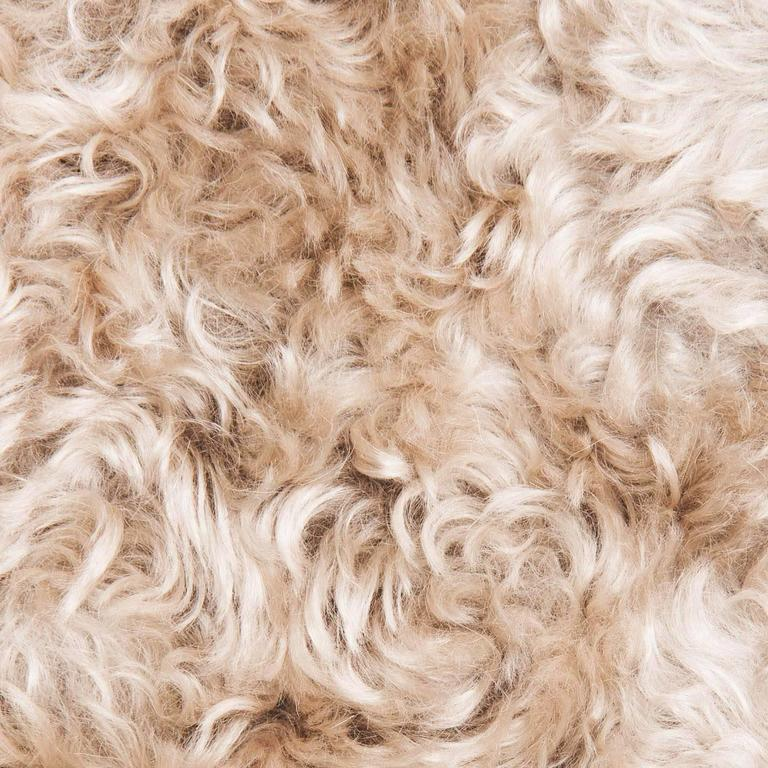 Prada Beige Mohair Cropped Jacket For Sale 2