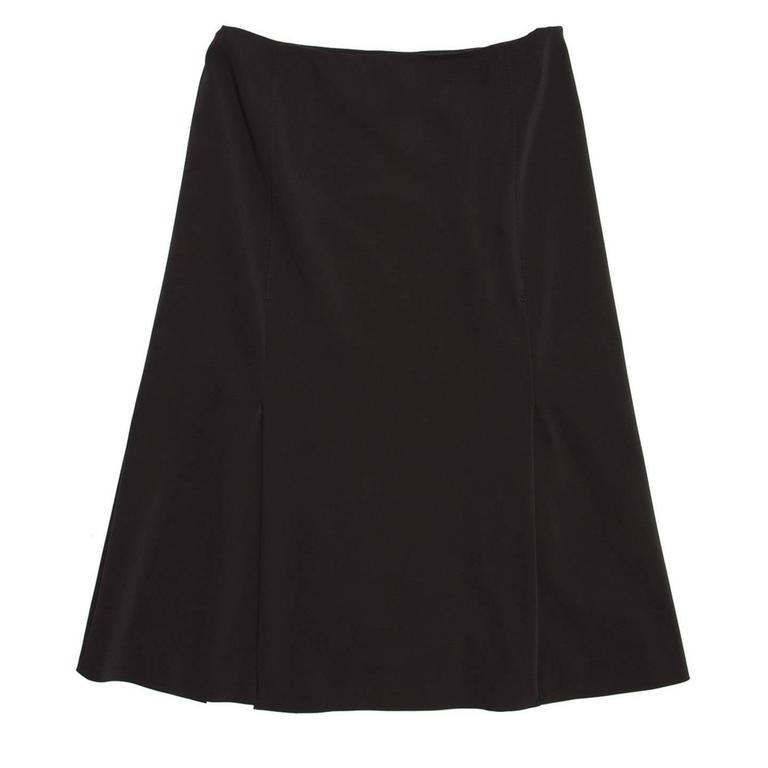 Prada Black Skirted Suit 5