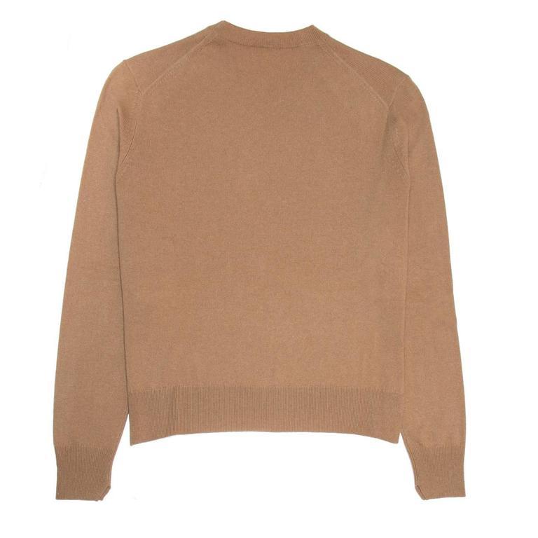 Celine Camel Cashmere Sweater 3