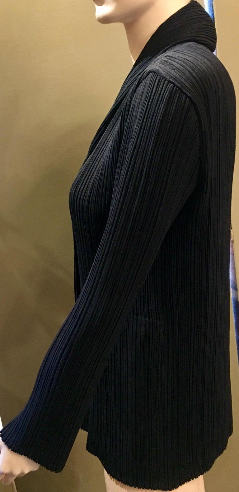 Women's 1990s Issey Miyake Black