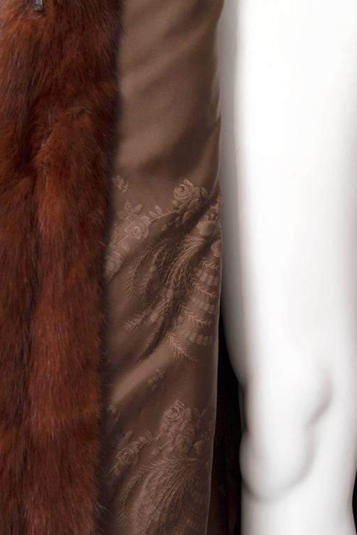 Stunning 80s Russian Sable Fur Coat  4