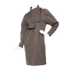 1980s Oscar de la Renta Sack Dress