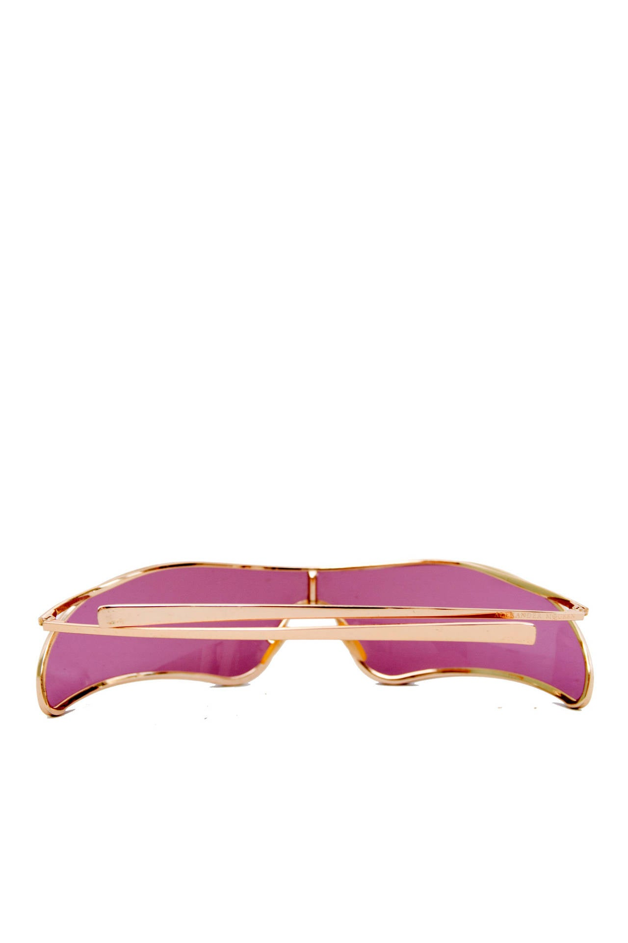 Women's Rare Alexander McQueen Sunglasses For Sale