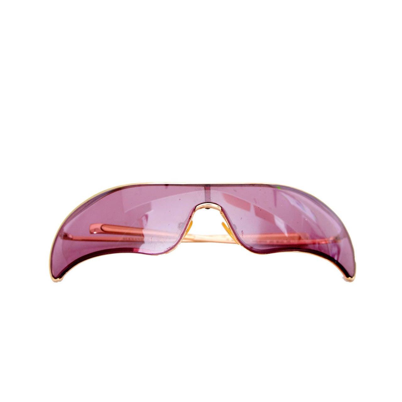 Rare Alexander McQueen Sunglasses For Sale