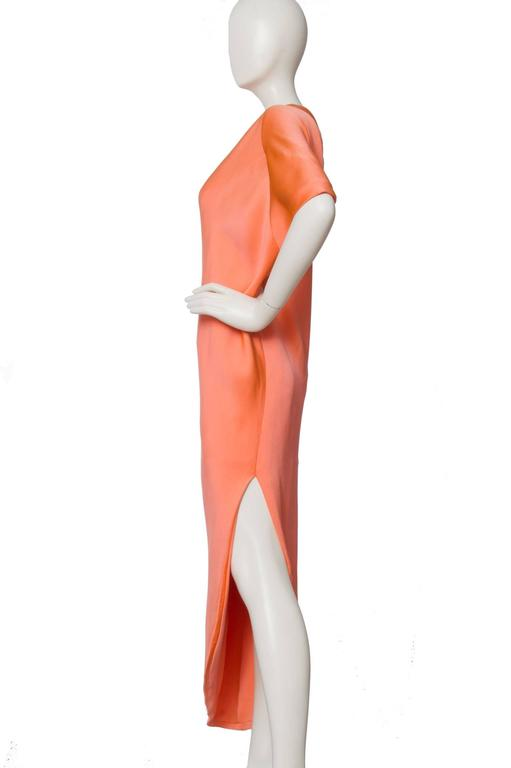 1960s Givenchy Haute Couture Silk Dress 6