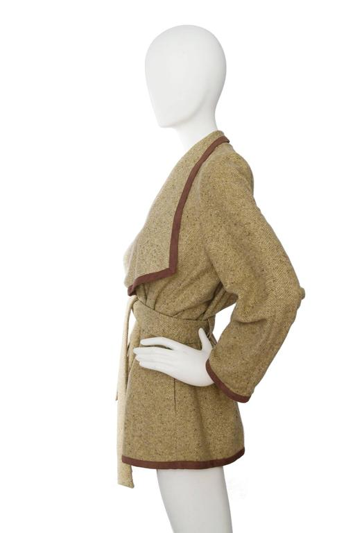 1980s Wool & Silk Thierry Mugler Cardigan  3