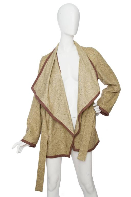 1980s Wool & Silk Thierry Mugler Cardigan  6