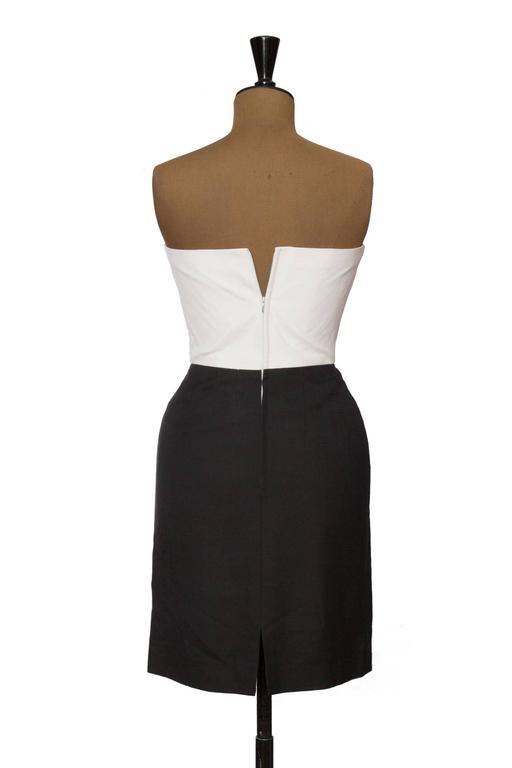 1980s Nina Ricci Cocktail Dress 5