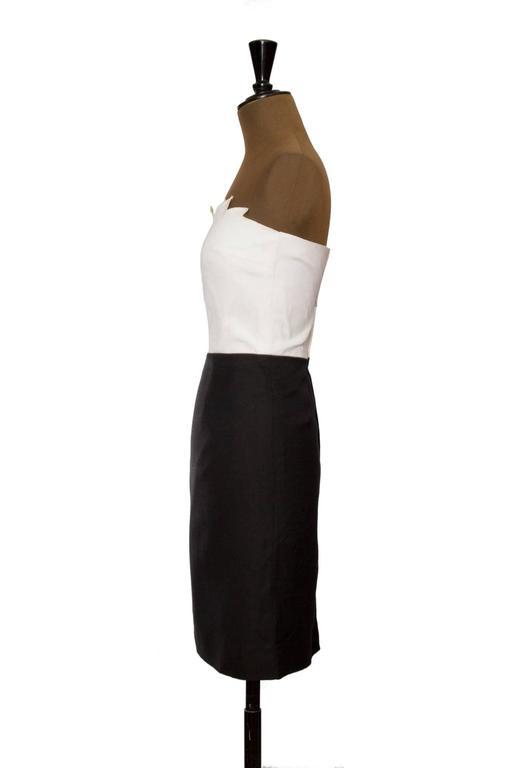 1980s Nina Ricci Cocktail Dress 4