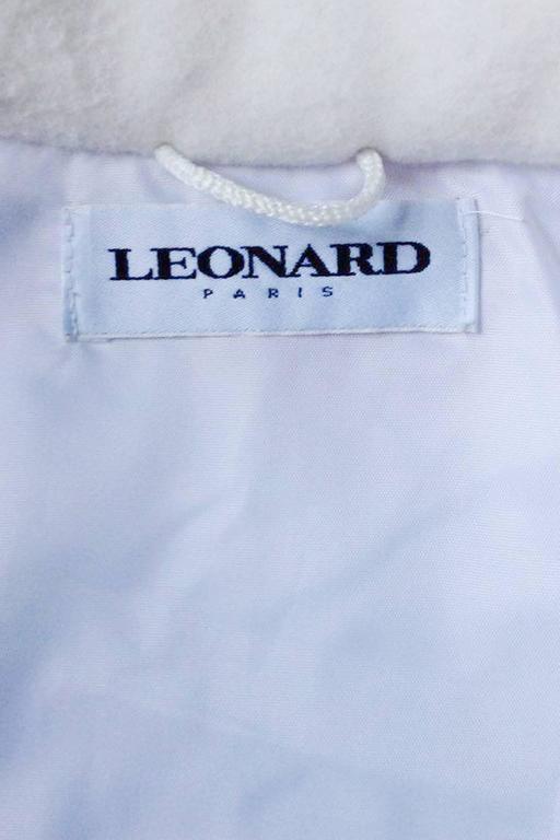 80s Leonard Puffer Jacket 2