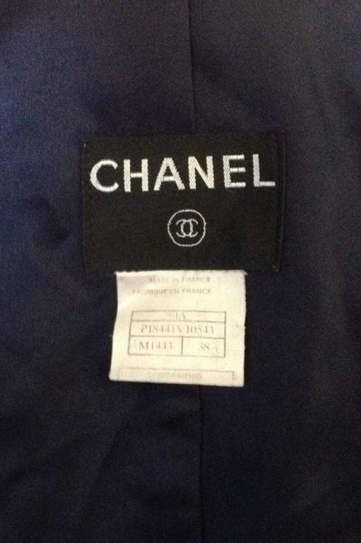 Chanel Double Breasted Cashmere coat 2
