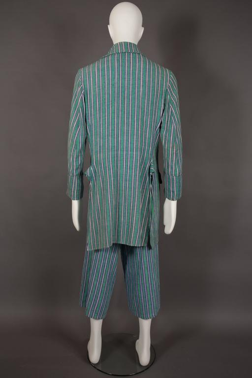 Worlds End mens pantsuit, pirate collection, circa 1981 For Sale 1