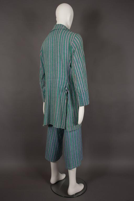Men's Worlds End mens pantsuit, pirate collection, circa 1981 For Sale