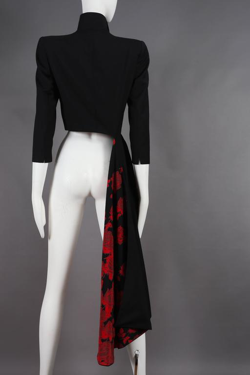 Alexander McQueen 'The Dance of the Twisted Bull' Matador Jacket, circa 2002 In Excellent Condition For Sale In London, GB