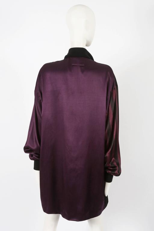 Jean Paul Gaultier unisex 'Russian Constructivist' oversized jacket, circa 1986 For Sale 1