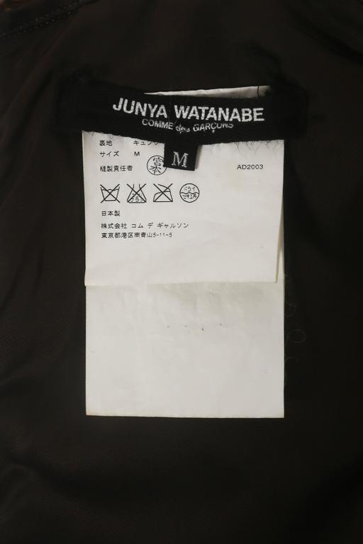 Junya Watanabe Comme des Garcons tweed dress, circa 2003 9