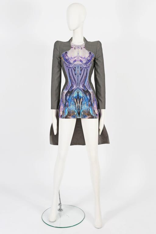 Alexander McQueen, Plato's Atlantis mini dress, Spring/Summer 2010 8
