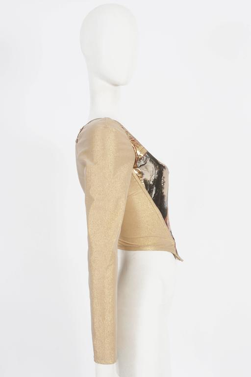Women's Vivienne Westwood 'Portrait Collection' corset, circa 1990 For Sale