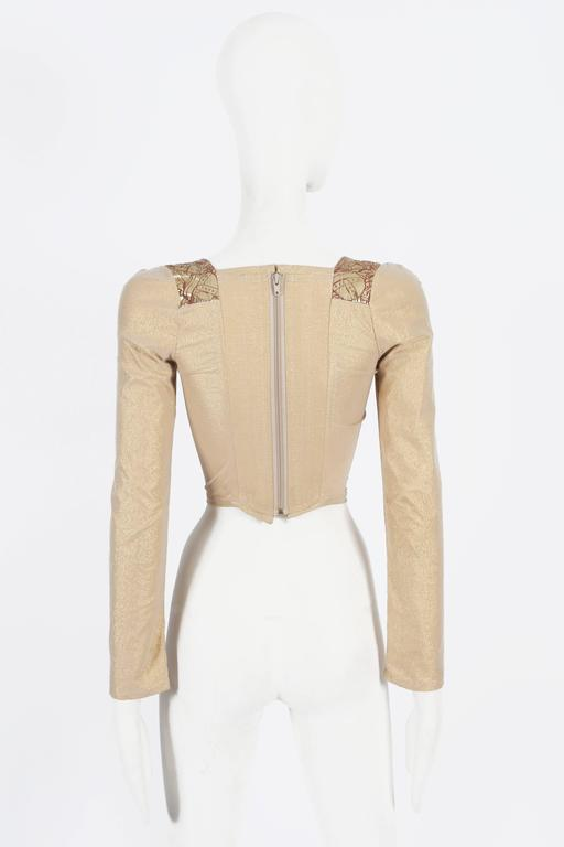 Vivienne Westwood 'Portrait Collection' corset, circa 1990 For Sale 1