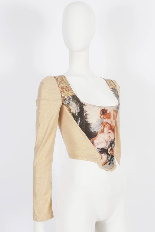 Vivienne Westwood 'Portrait Collection' corset, circa 1990 In Good Condition For Sale In London, GB