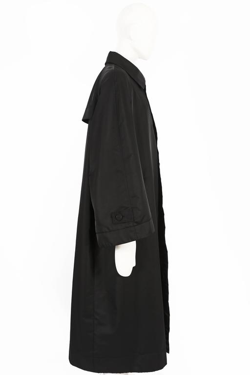 Issey Miyake Mens oversized windcoat, circa 1990s For Sale 1