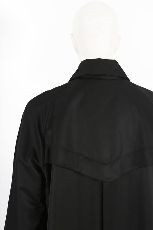 Issey Miyake Mens oversized windcoat, circa 1990s For Sale 4