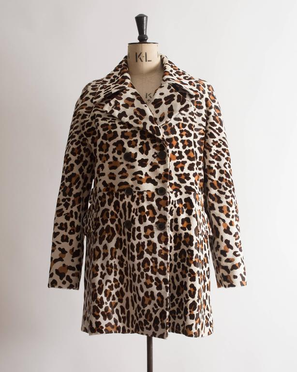 Alaia pony hair leopard print coat and boots ensemble 3