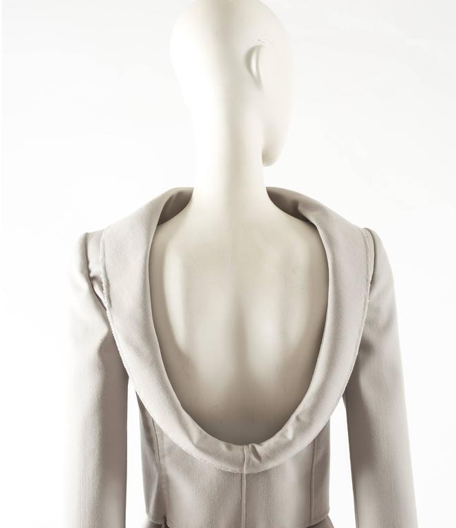 Ocimar Versolato Autumn-Winter 1998 haute couture evening pant suit 5