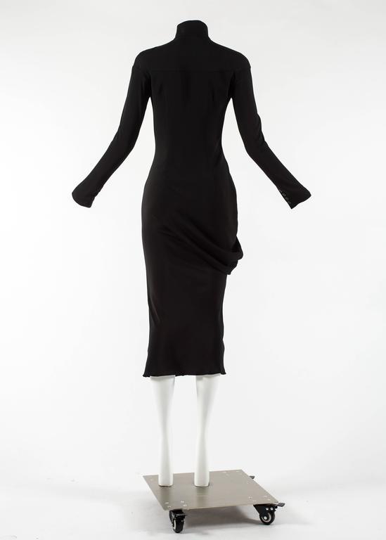 Alexander McQueen Autumn-Winter 1998 'Joan' beaded evening dress 8