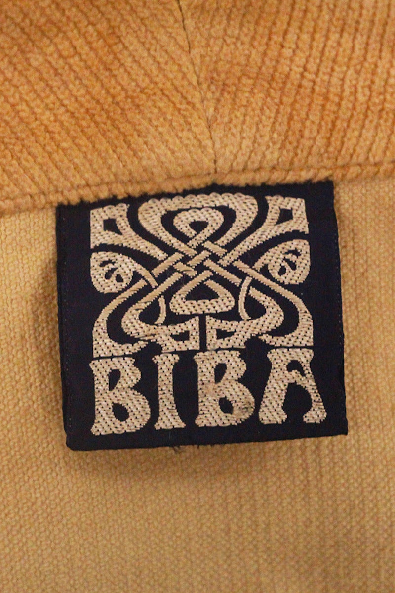 Museum BIBA c.1968 Corduroy Suit (Featured in Biba Catalogue by ...