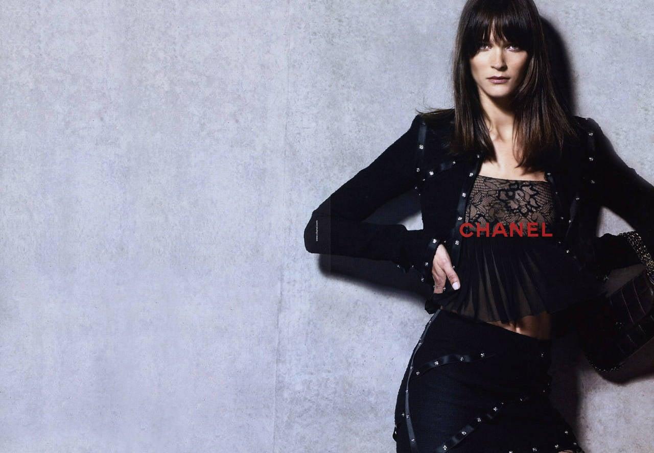 Campaign Chanel Studded Suit Ensemble CIRCA 2003 6