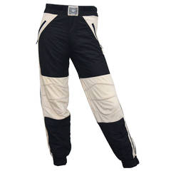Rare 1980s BODY MAP padded sports trousers
