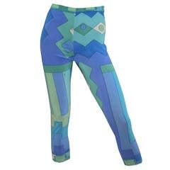 Pucci summer leggings