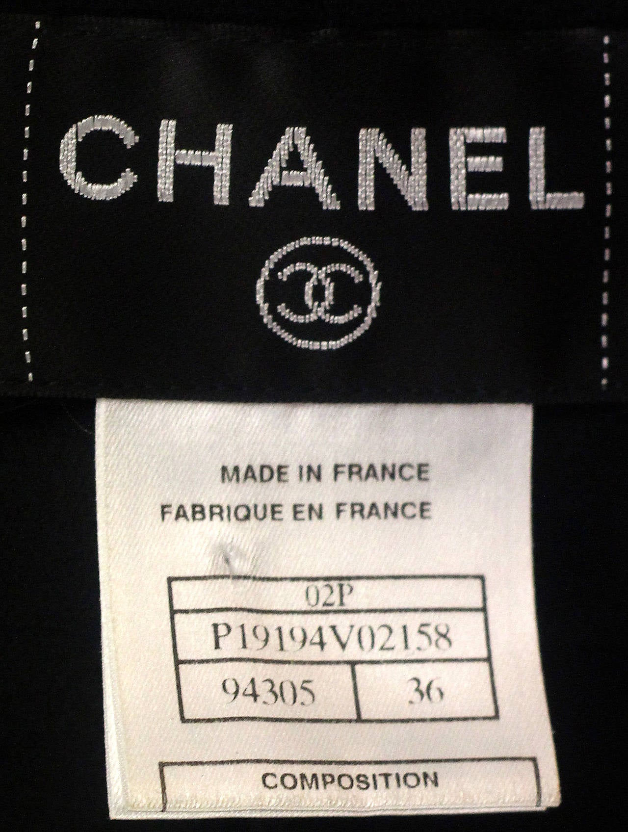 Women's Chanel flared spaghetti strap silk chiffon jumpsuit (Circa 2003) For Sale