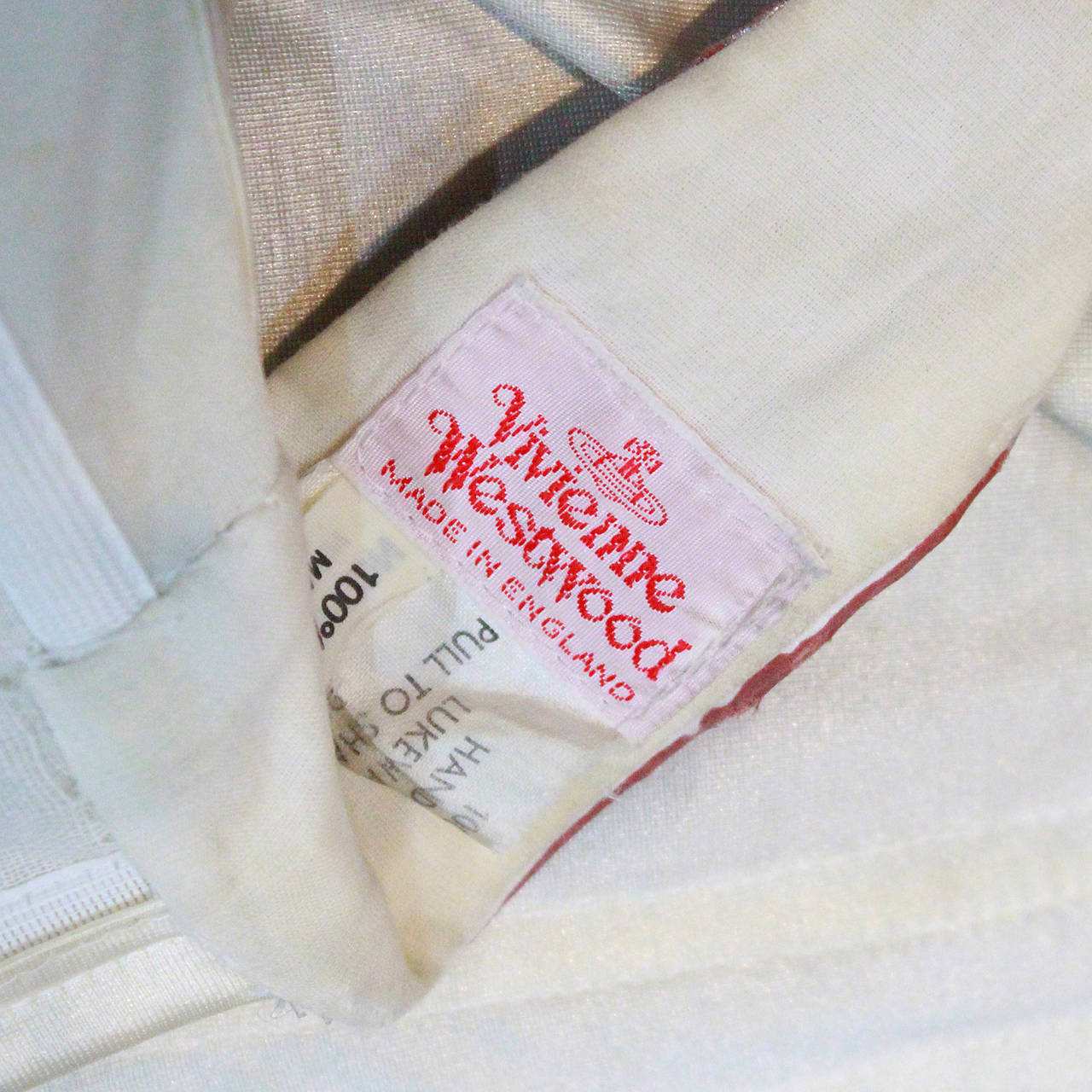 Rare Vivienne Westwood Boucher Corset From The Portrait Collection c.1990 5