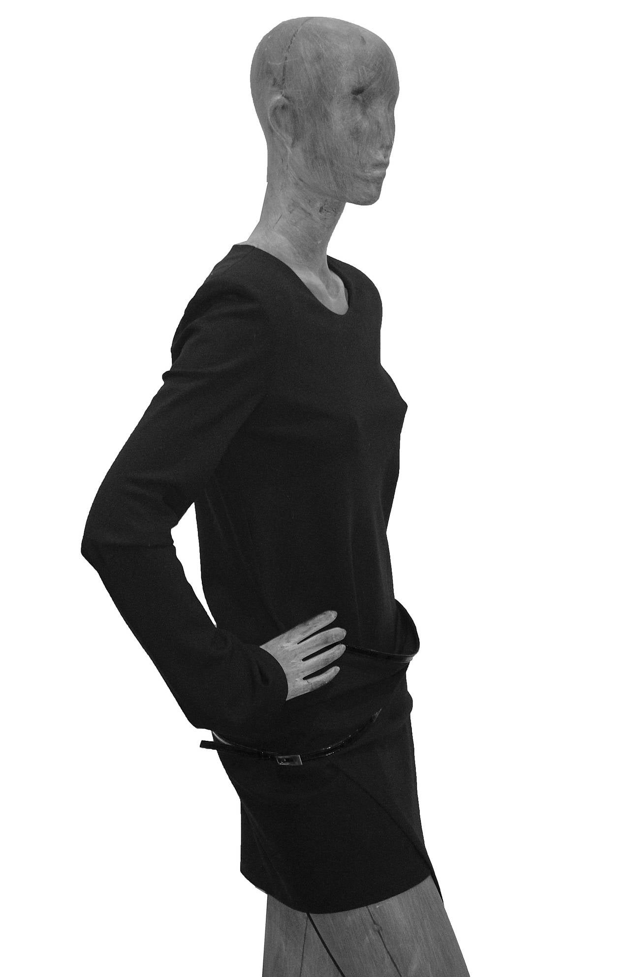 Iconic 90s Tom Ford for Gucci Little Black Dress c. 1997 ...