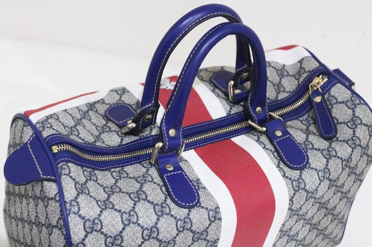 Limited Edition Gucci Union Jack Sloaney bag, c. 2009  4