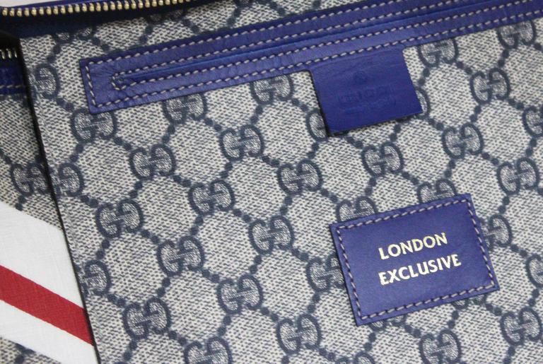 Limited Edition Gucci Union Jack Sloaney bag, c. 2009  5