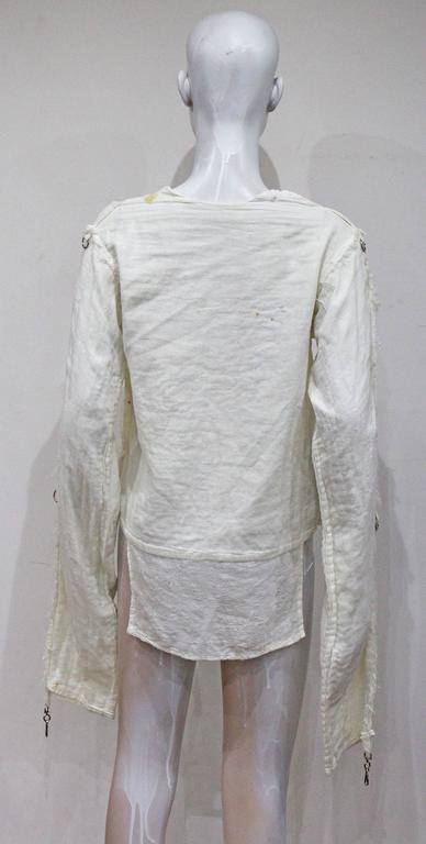 Seditionaries 'Tits' shirt by Vivienne Westwood and Malcolm Mclaren, c. 1977 1