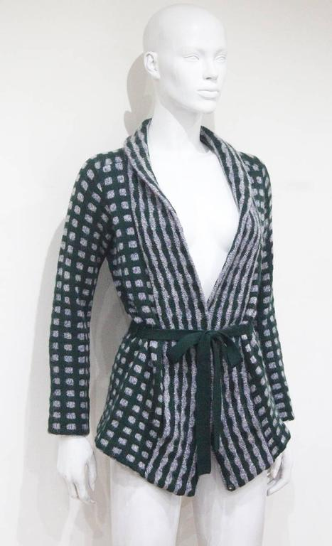 Missoni knitted wool cardigan, c. 1970s 2