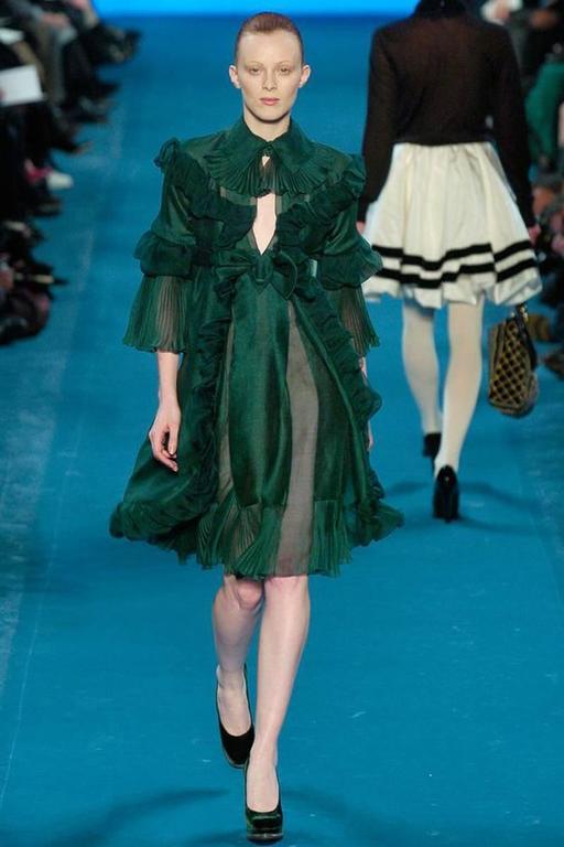 Yves Saint Laurent by Stefano Pilati Met Gala Evening Dress, c. 2005 8