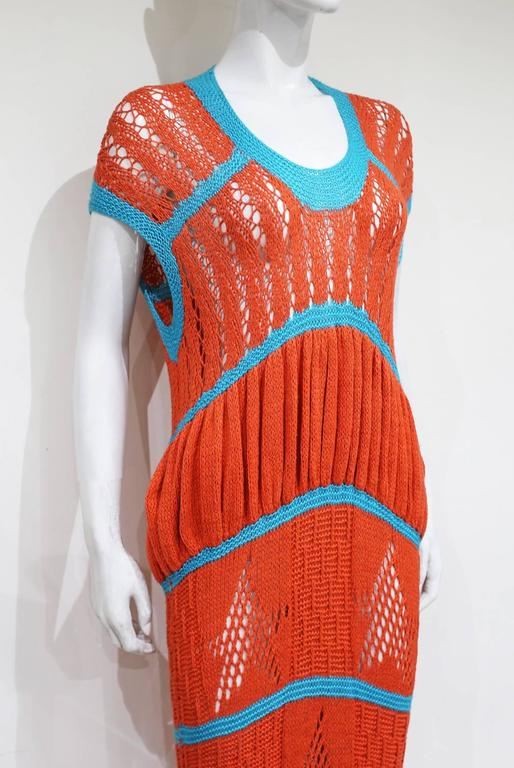 Bodymap Knitted Tube Dress C 1985 For Sale At 1stdibs