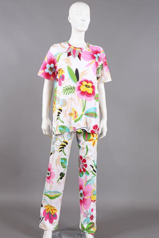 Tom Ford for Gucci summer pant suit, C. 1999 In Excellent Condition For Sale In London, GB
