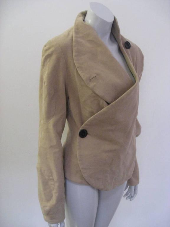 Vivienne Westwood Anglomania Wrap Jacket For Sale 2