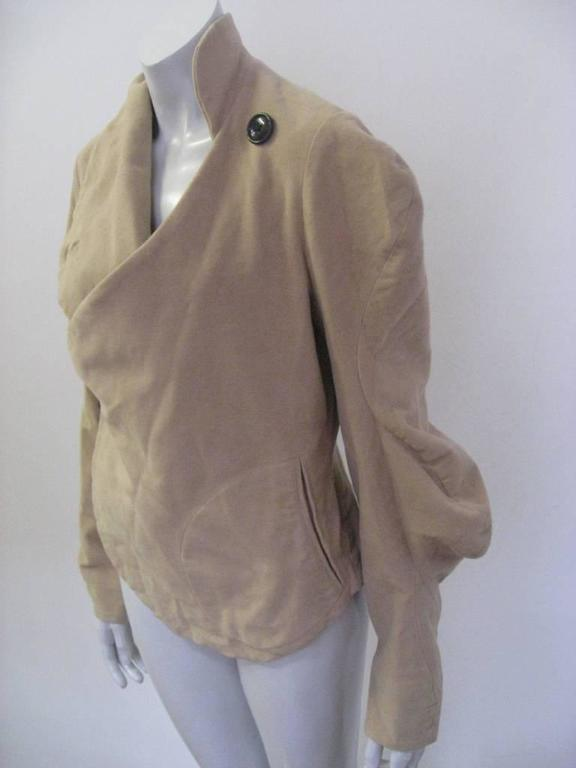Women's Vivienne Westwood Anglomania Wrap Jacket For Sale