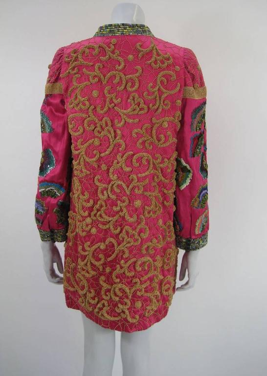 Dries Van Noten Embellished Jacket Fall 2008  In Excellent Condition For Sale In San Francisco, CA