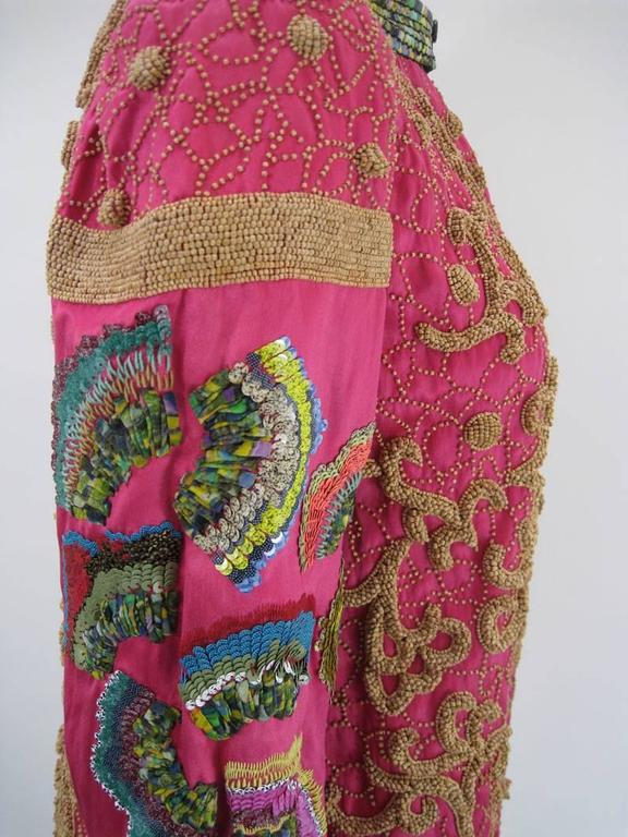 Dries Van Noten Embellished Jacket Fall 2008  For Sale 1