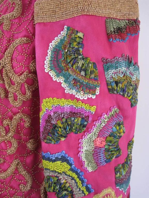 Dries Van Noten Embellished Jacket Fall 2008  For Sale 2